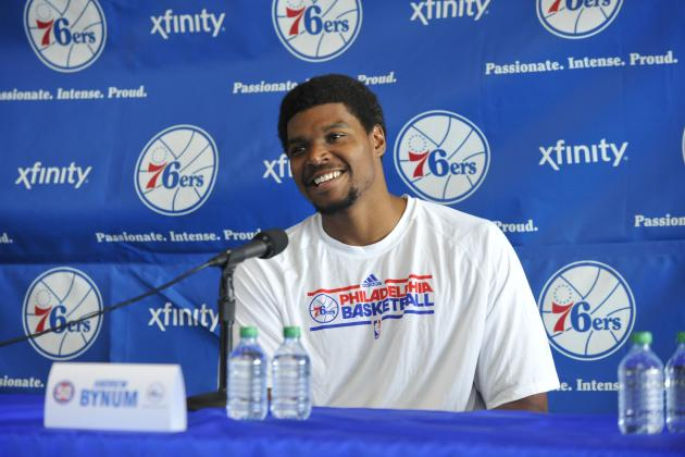 Is Andrew Bynum Ready to Be a Franchise Star for Philadelphia 76ers?
