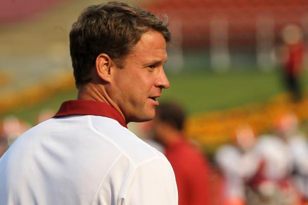 USC's Lane Kiffin Not Allowing Opponents Walk-Throughs Is Wrong on Many Levels