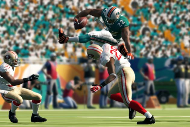 Madden 13 Review: How New Infinity Engine Has Improved This Year's Game
