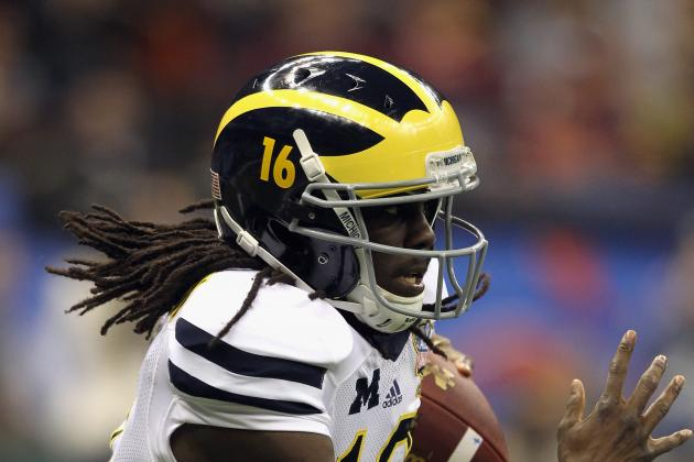 Heisman Watch: Denard Robinson Must Play Game of Life to Beat Alabama