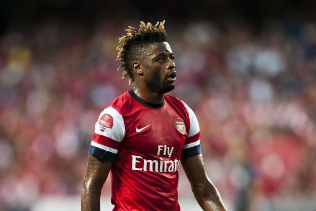 Arsenal: No Replacement for Alex Song Will Hamper Gunners' Title Challenge