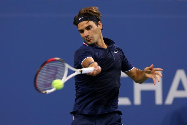 US Open Tennis TV Schedule 2012: Top Players to Watch on Saturday