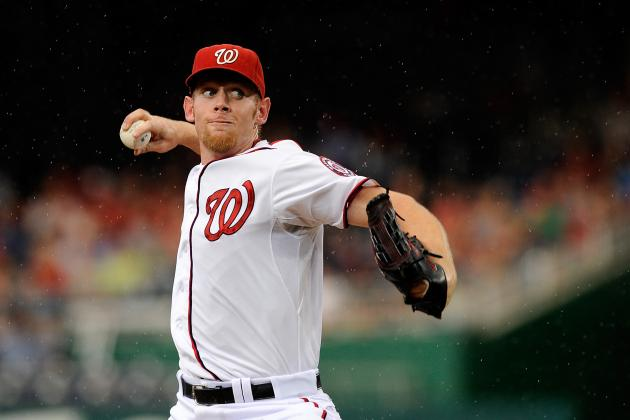 Breaking Down Bizarre Scenarios That Could Keep Strasburg Pitching into October