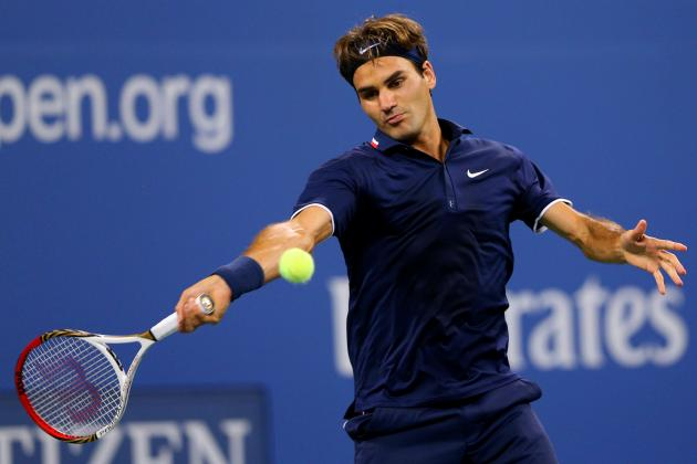 Roger Federer: Winning US Open Would Make 2012 the Swiss Star's Best Pro Season