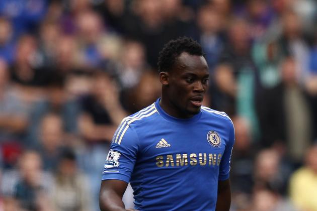 Michael Essien Will Join Real Madrid on Loan