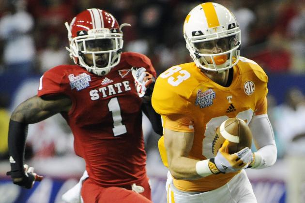 Tennessee at North Carolina State: Live Score, Analysis and Results