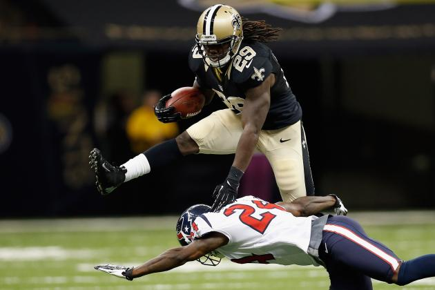 New Orleans Saints 75 to 53: 5 Running Backs Kept on 53-Man Roster
