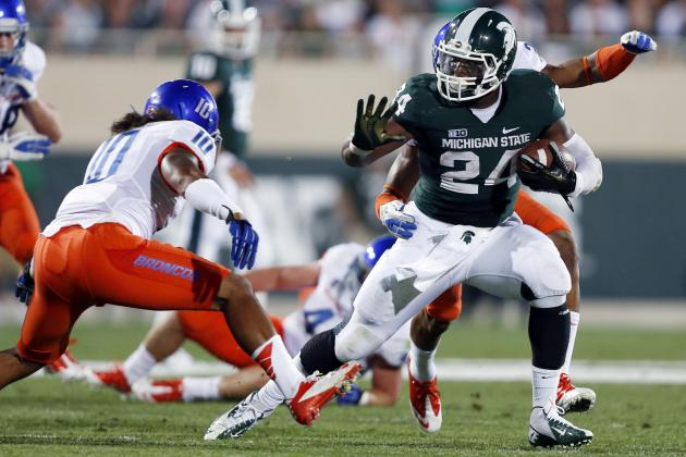 No. 24 Boise State at No. 13 Michigan State: Live Score, Analysis and Results