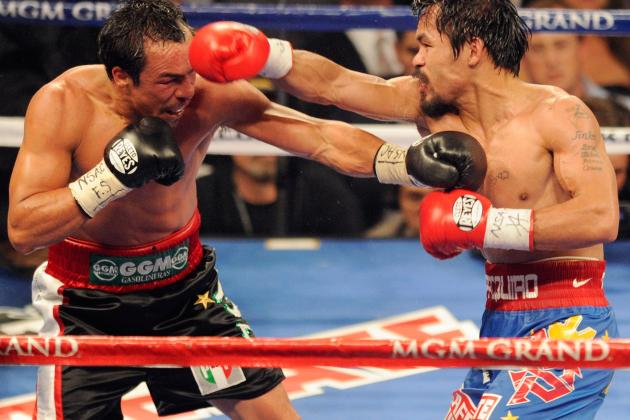 Manny Pacquiao vs. Juan Manuel Marquez: 4th Fight Almost a Done Deal