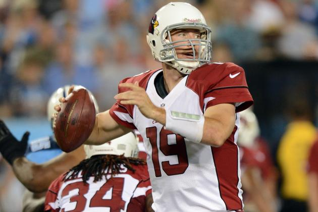 John Skelton Given the Reins as Arizona Cardinals Cut Down to 53