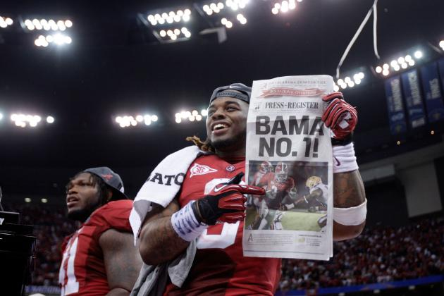 Alabama vs. Michigan Betting Odds Preview and Prediction