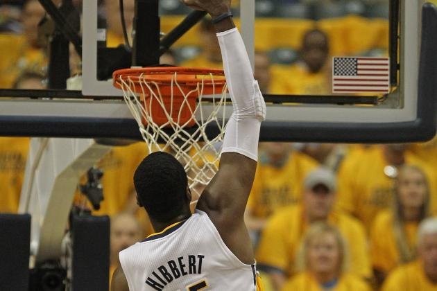 It Will Be Tough for Pacers' Roy Hibbert to Repeat as All-Star