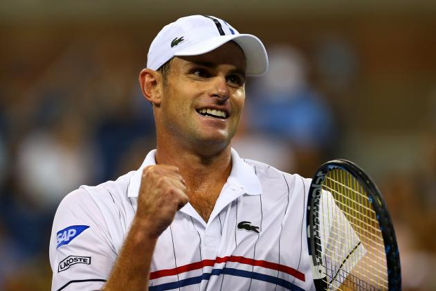 US Open Tennis 2012: Day 5 Scores, Results and Recap