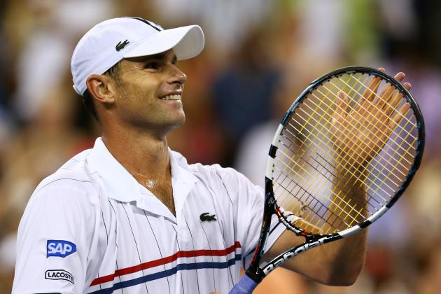 US Open Tennis 2012: Roddick Prolongs Tennis Career, Escapes Fate of Clijsters