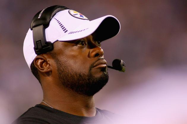 Pittsburgh Steelers: An Uneventful Cut Day for Team