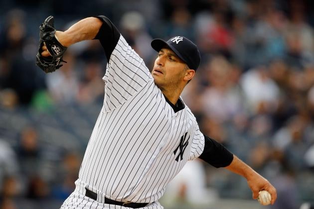 New York Yankees: Andy Pettitte Passes Next Test by Throwing Off Mound