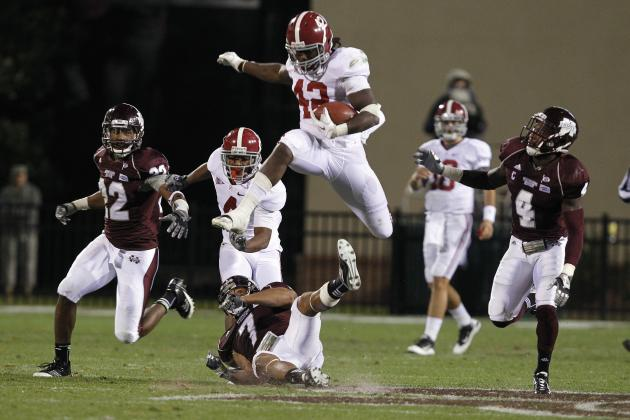 College Football 2012: Why Alabama Crimson Tide Will Beat Michigan Wolverines