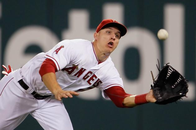 Mike Trout May Be the MVP, but He Shouldn't Be Rookie of the Year