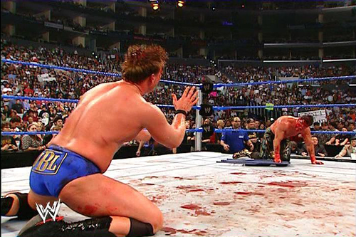 WWE Debate: How Important Is Blood and Blading in WWE Today?