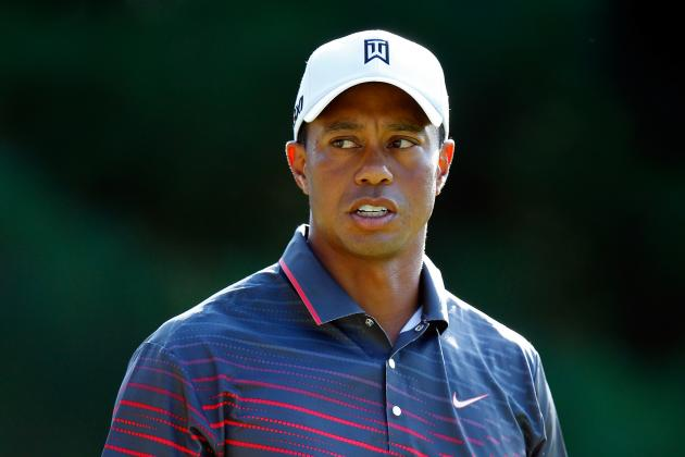 Deutsche Bank Championship 2012: Five Golfers Who Pose a Threat to Tiger Woods