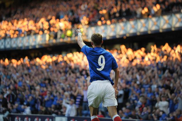 Deadline Day: Anfield Hero David Templeton Makes Rangers' Ambitions Clear