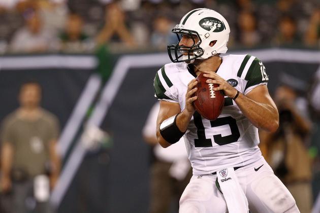 New York Jets Stunt Tim Tebow's Development