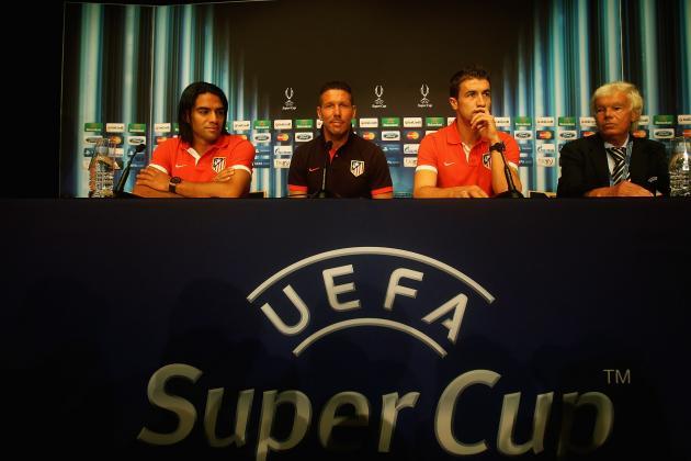 Club Atletico Madrid: La Liga BBVA Team of the Week
