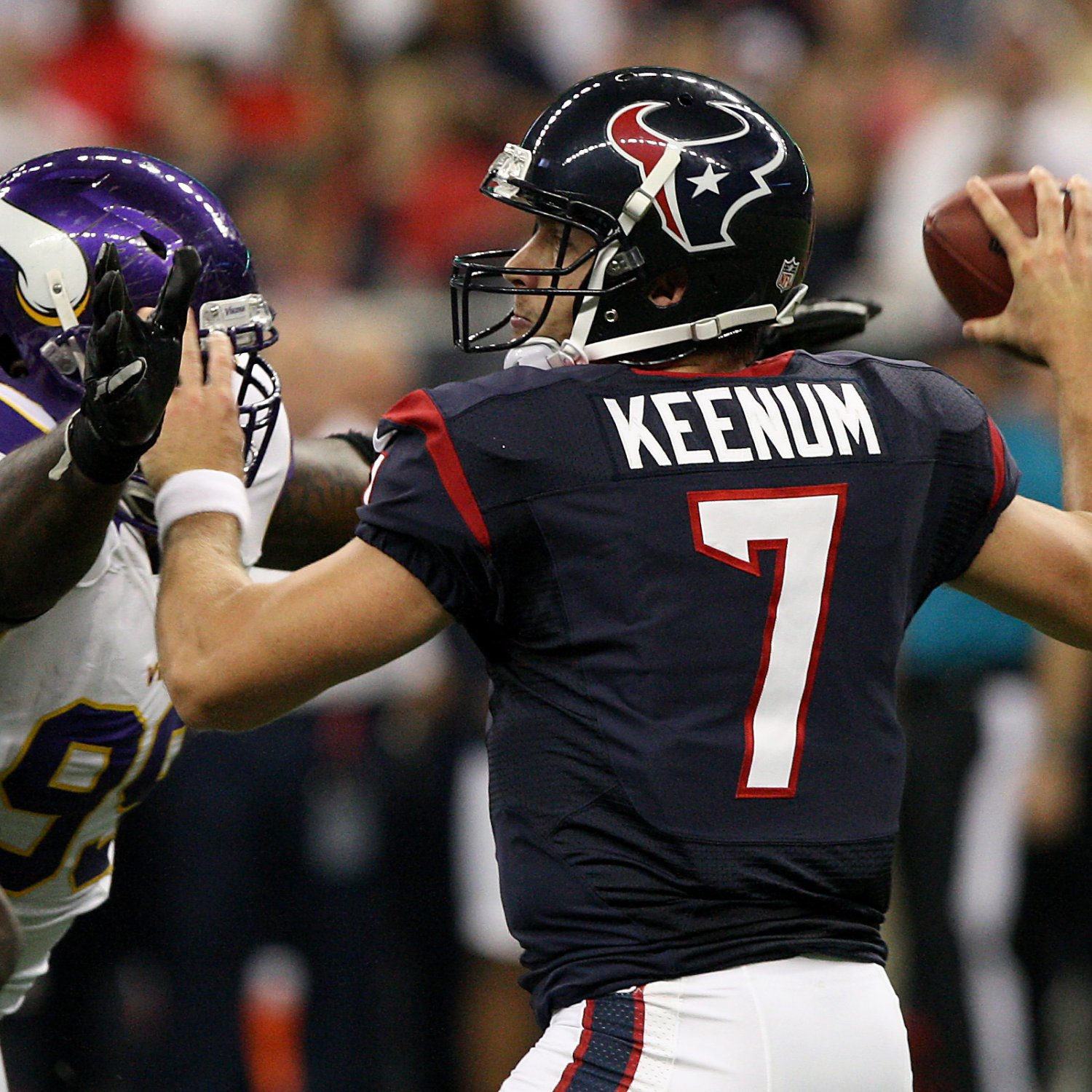 Houston Texans: Houston Texans Roster Cuts Review: Undrafteds Need Not