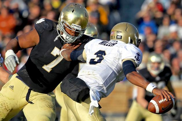 Notre Dame vs. Navy: Live Score, Analysis and Results