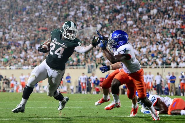 Boise State vs. Michigan State: Biggest Takeaways from the Spartans' Triumph