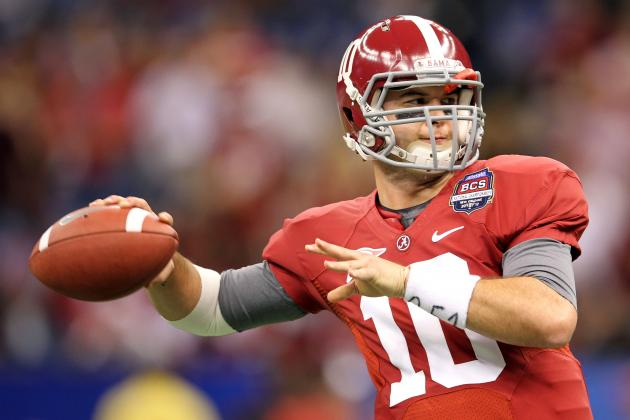 Alabama Football: Stars Who Must Shine in Crimson Tide's Opener vs. Michigan
