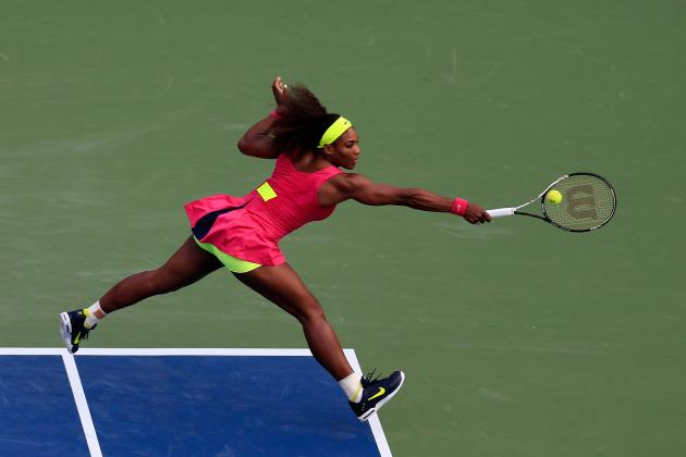 US Open Tennis 2012 TV Schedule: Full Slate for Top Tennis Draws