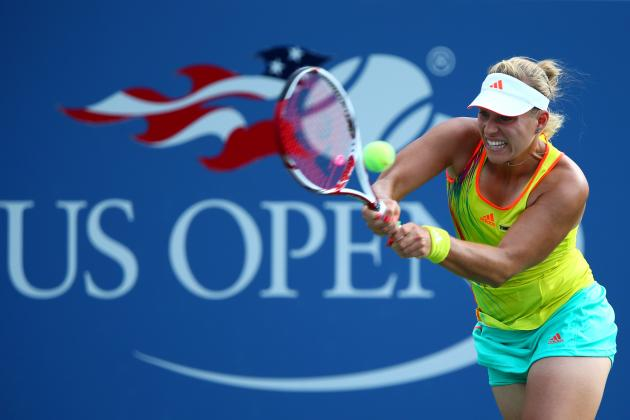Angie Kerber at Top of Her Game, a Favorite to Win 2012 US Open