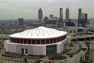 Fan Dies After Falling 35 Feet at Georgia Dome