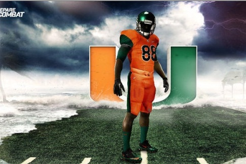 Nike Pro Combat Uniforms 2012: The Coolest Uniforms You'll See on Saturdays
