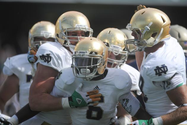 Notre Dame Football: Does Blowout of Navy Translate into Realistic BCS Hopes?