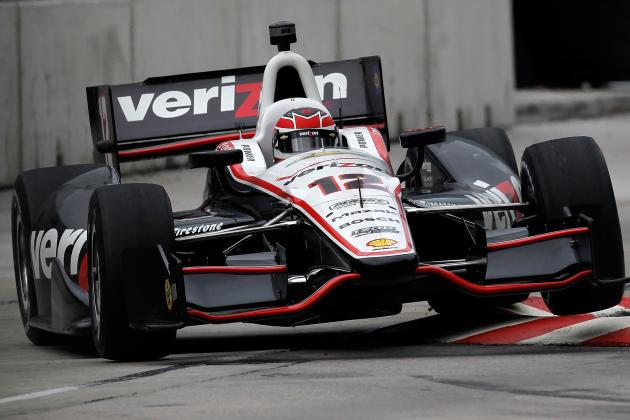 Will Power Claims Baltimore Pole Again, IndyCar Series Championship in Sight