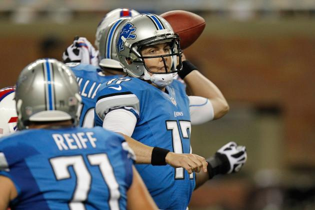 Kellen Moore Guarantees Successful Career as Backup by Making Lions Roster