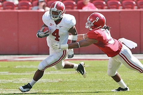 T.J. Yeldon: Alabama RB Will Solidify Starting Job vs. Michigan