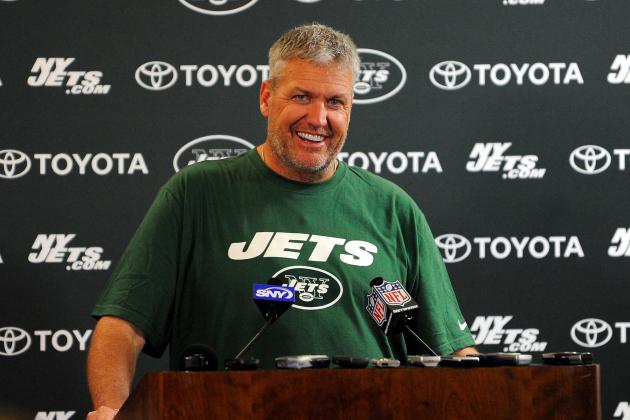 New York Jets: Rex Ryan Doesn't Know How to Quit When He's Ahead