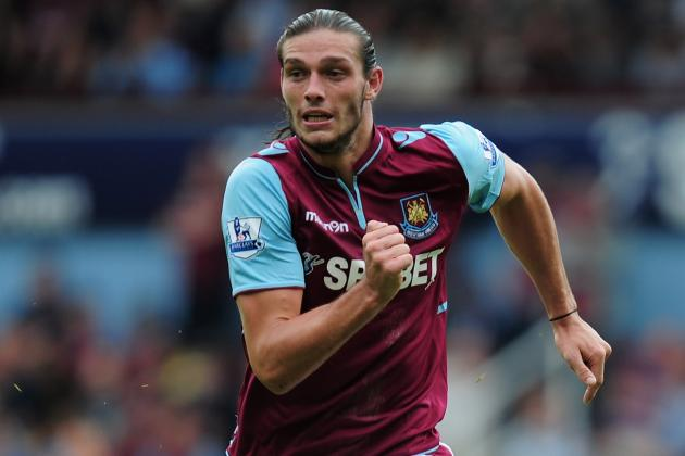 Andy Carroll Likely to Miss England Qualifiers Through Injury