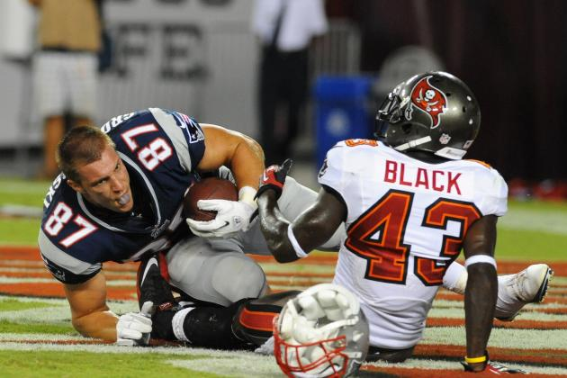 Fantasy Football Rankings 2012: Five Tight Ends You Need to Have
