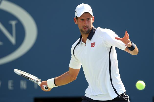 Novak Djokovic: Impressive Traits That Make Nole Favorite to Win 2012 US Open