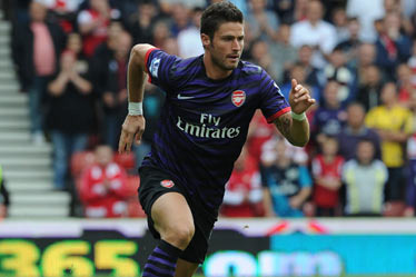 Arsenal Weekend Preview: Expect Olivier Giroud to Open His Scoring Account