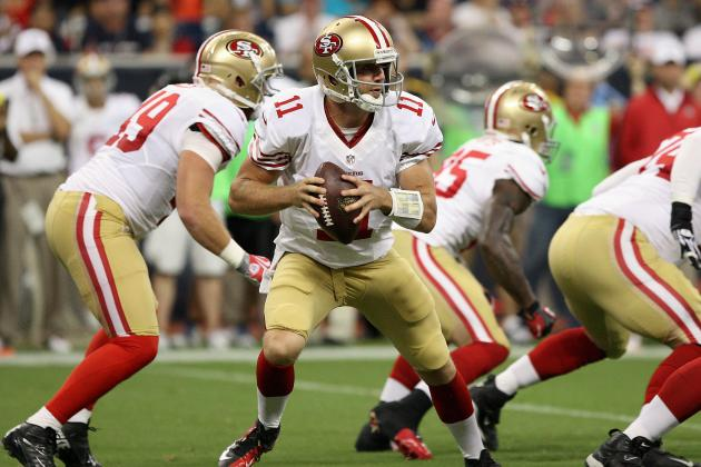 San Francisco 49ers: Underrating 49ers Quarterback Alex Smith