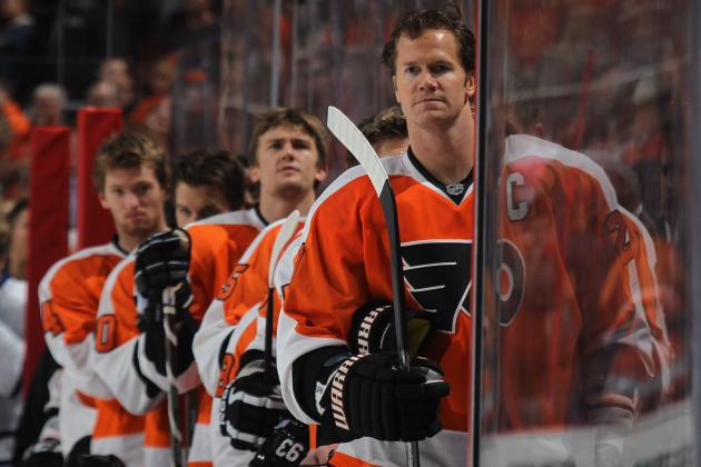 Philadelphia Flyers: Does the Team Need a Captain in 2012-13?