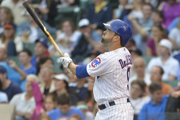 Cubs looking for DeJesus to lead by example