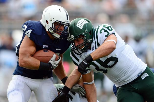 Ohio 24, Penn State 14: Nittany Lions Not Physically Ready for Tough Big Ten