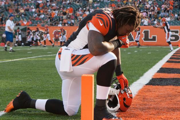 Vontaze Burfict Ousts Roddrick Muckelroy on Cincinnati Bengals' Final Roster