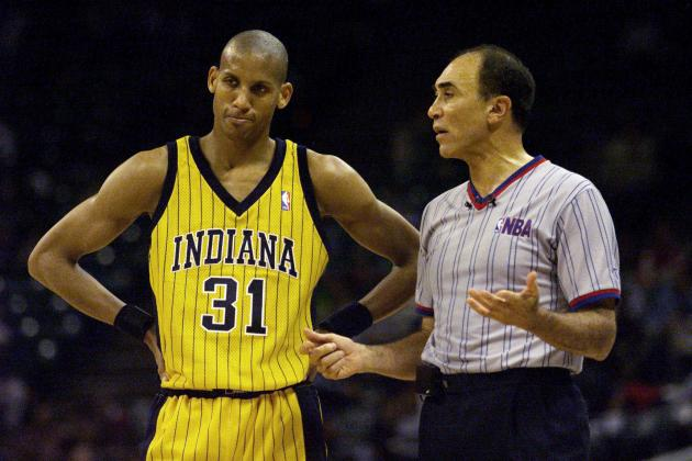 NBA 2K13: Reggie Miller and Other Legends We'd Love to See in Game